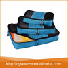 New design Travel Accessories Organizer Travel Organizer bag set Can be customized