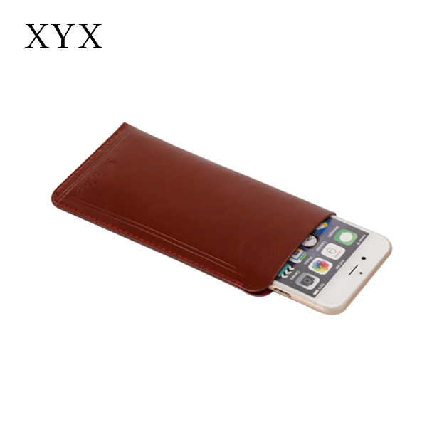mobile phone accessories pu leather universal pouch back cover case for vivo y31
