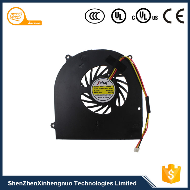 C600 E401 R411 R310S Cpu Fan for Haier
