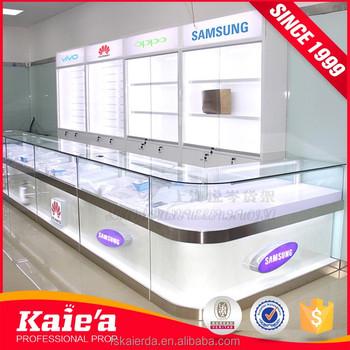 Mobile shop counter mobile counter design mobile phone for Design shop mobel