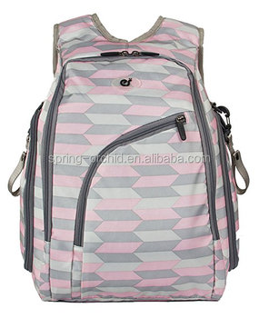 Diaper Bag Backpack Travel Maternity Nappy Stroller Bag for Mom