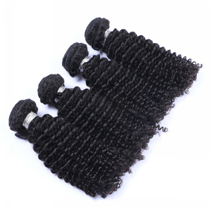 Brazilian kinky curly unprocessed raw virgin human hair crochet braids
