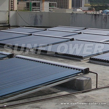 Made in china Oil water heater + Solar collector Cost
