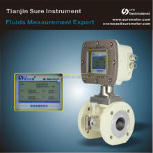 Low cost digital flow meter gas supplier in china