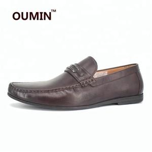 en cuir en gros Chine de plates pour Chaussures hommes qZFRwvxn0
