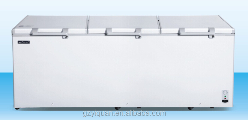 Chest Freezers. View Larger. Haier 61 Chest Freezer With