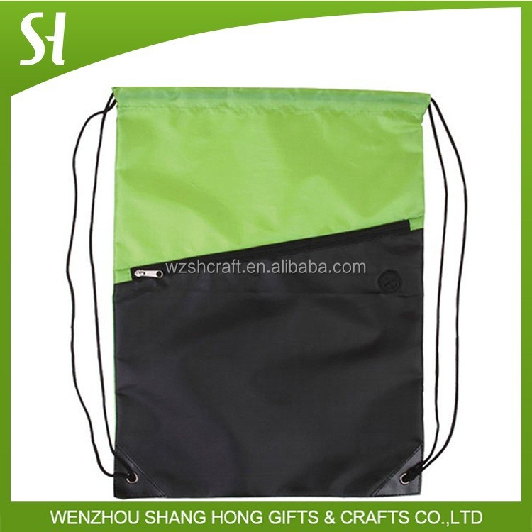 Factory Price wholesale custom printed nonwoven/polyester/nylon mesh laundry bag