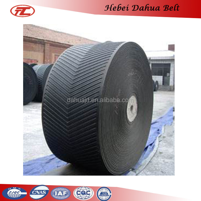 DHT-155 rubber conveyor belt making machine alibaba export