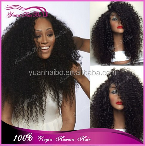 China Supplier Yuanhaibo Hot Selling Brazilian Kinky Curly Front ...