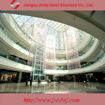 Shopping Mall Dome Skylight Design And Installation Buy