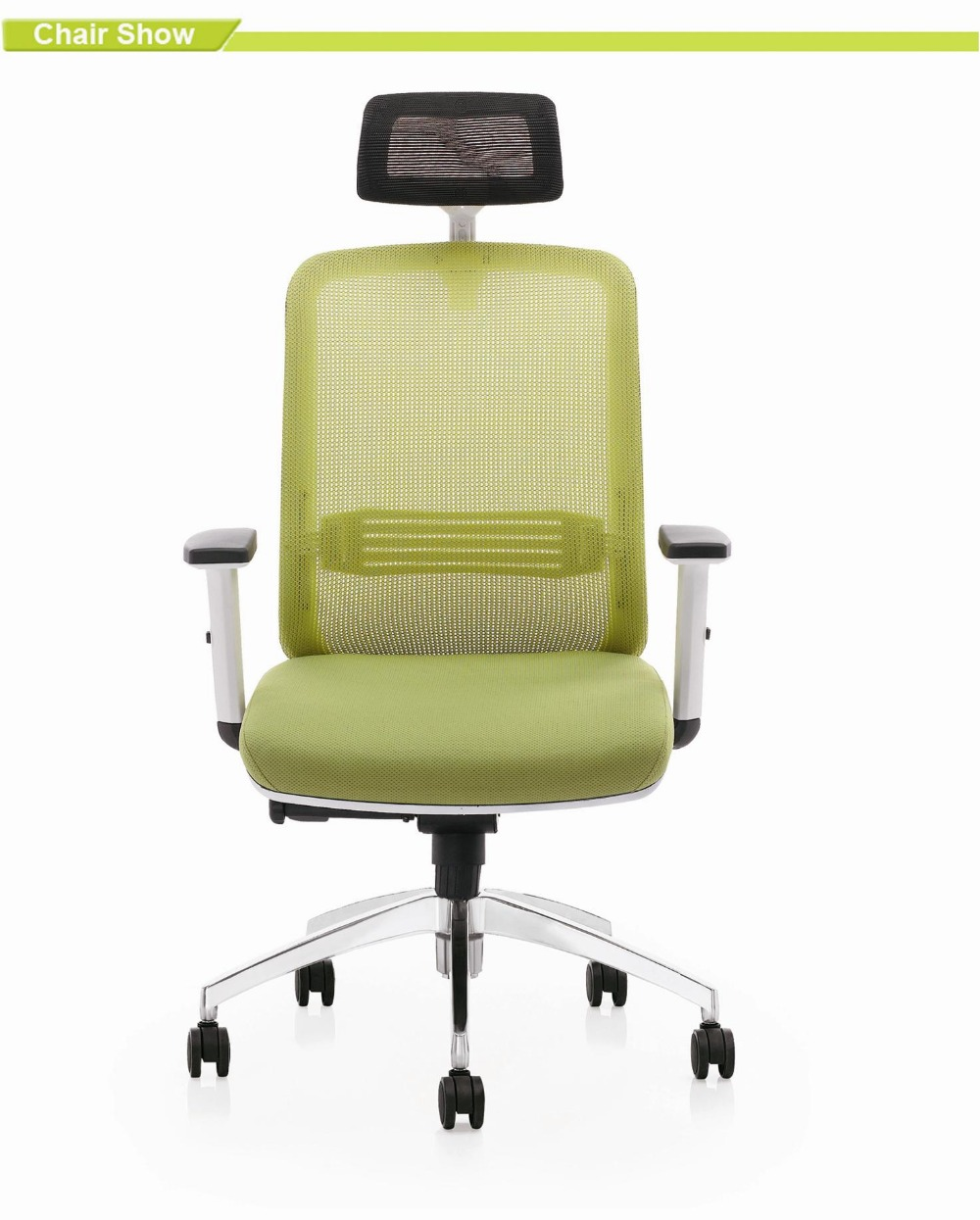 comfortable high back swivel ergonomic mesh office chair with