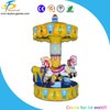 2016 new carousel game machine horse ride carousel coin operated