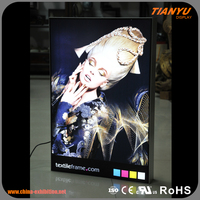 Factory Direct Price High Standard Unique Custom Fit Aluminum Frame Led Light Box