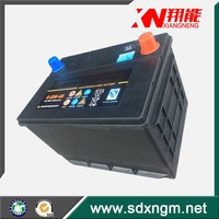 China manufacture car emergency battery