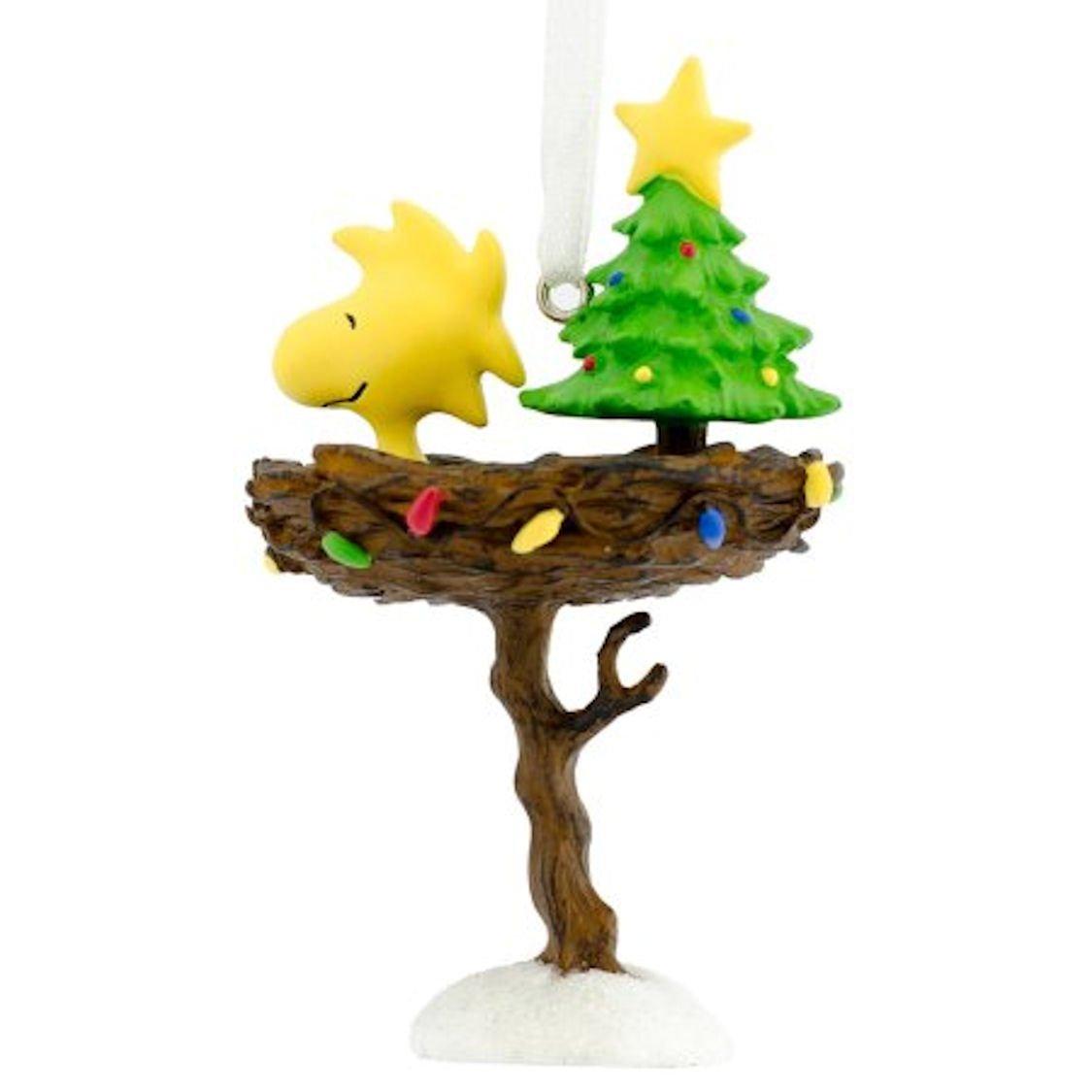 Hallmark PEANUTS Christmas Tree Ornament 2016