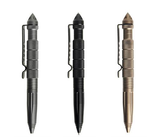 Тактический ручка самообороны Cooyoo инструмент авиация алюминий противоскользящих