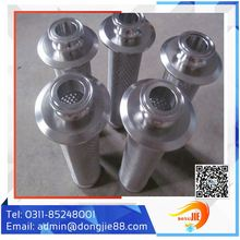 25 Micron Filter Tube Bags 304 Stainless Steel Sieve Tube