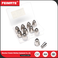 FEIMATE Popular Plasma Cutting Torch Accessories P80 B Grade Electrode And Tips