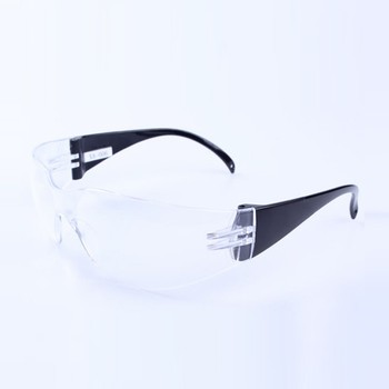 Protective Welding Safety Glasses With Transparent Lenses