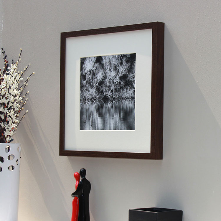 Modern Picture Frame Inserts White Cardboard Easel Photo Frames ...