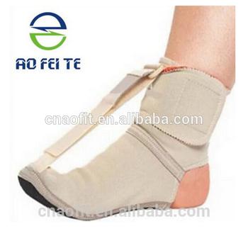 38473b0c7f0 orthopedic AFO ankle foot orthosis metal ankle brace foot drop splint night  splint for plantar fasciitis