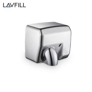 Hand Dryer Stainless Steel Wall Mounted Dryer for Hands Electric Hand Dryer Metal