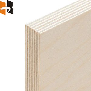 2mm High quality Exterior Cabinet and Furniture Natural Russian Birch Multiplex Plywood C/C