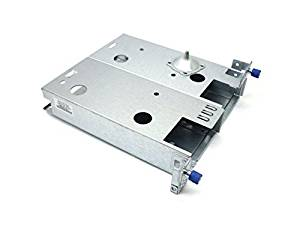 HP 496063-001 Power supply cage assembly - Includes the two 'common slot' power supply bays - Does NOT include the power supply backplane board - Mounts in the left rear of the chassis