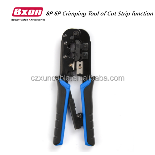 Wholesale RJ 45 RJ11 Manual Crimping <strong>Tool</strong>