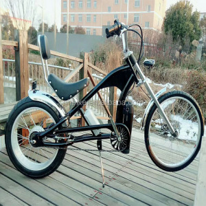 cheaper en14764 350W chopper e-bike