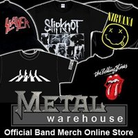 Official Band T Shirts From Over 1000's Great Rock, Metal Bands ( J - L )