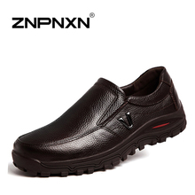 Men Loafers Genuine Leather Moccasins Top Quality 2015 Brand Sneakers Slip On Casual Flats Fashion Handmade Boat Shoes