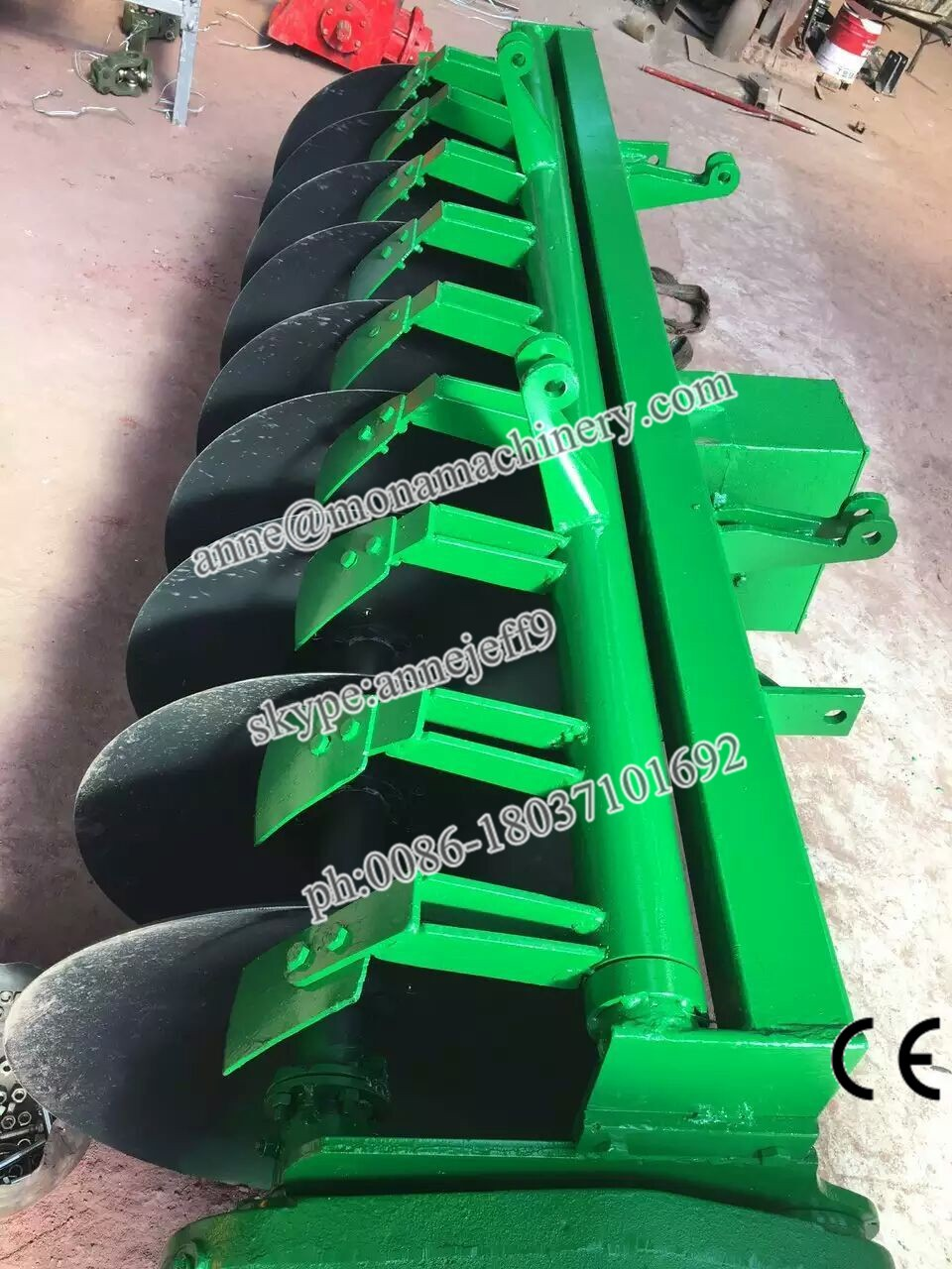 3 Point Rotary Tiller In China Disc For Tiller Plough Machines ...