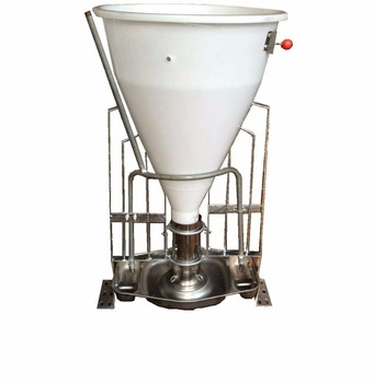 Sow Dry and Wet Automatic Pig Feeder for Swine Hog