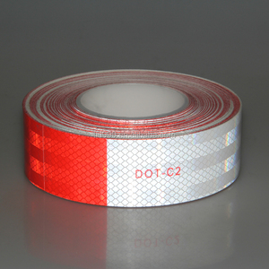 Truck Parts High Quality Dot C2 Reflective Tape For Safety Warning
