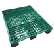 Promotional durable and stackable 3 runners plastic pallets for shipment