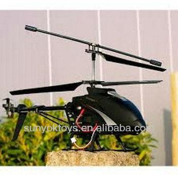 Lt-711 3.5ch Big Size New Hawkspy Alloy With Gyro W/camera Rc ...