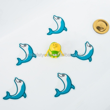 Adhesive Non-slip Bath Tub Stickers Dolphin Tub Tattoo - Buy Non ...