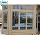 AGGA PVC Casement Glaze Double Glaze European Bay Windows