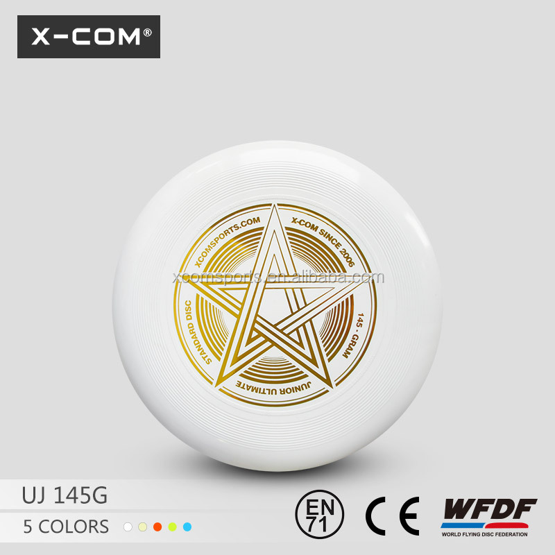 manufactory wholesale best quality Magic Star 135g flying disc