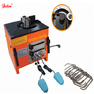 China supplier Customized rb-25 hydraulic rebar bender tools steel round bar bending machine Rod Bending Machine