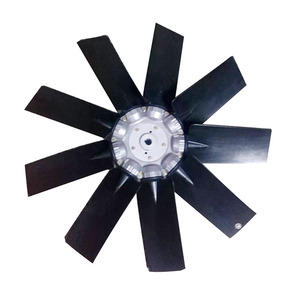 Replacement Compressor Parts 1614928500 Fan Blade