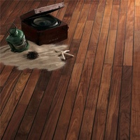 Smoked Teak hardwood flooring prices