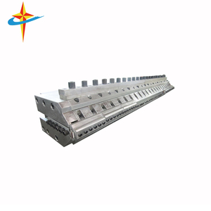 Most Popular HDPE Sheet Mold Plastic Extrusion Tooling