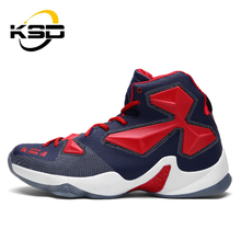 KSD 2018 High Top Newest Sport Basketball Shoes For Mens