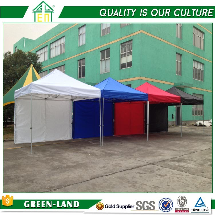 professional trade show aluminum folding marquee