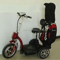 Range 80KM zappy 3 wheels off road golf electric scooter ML-301