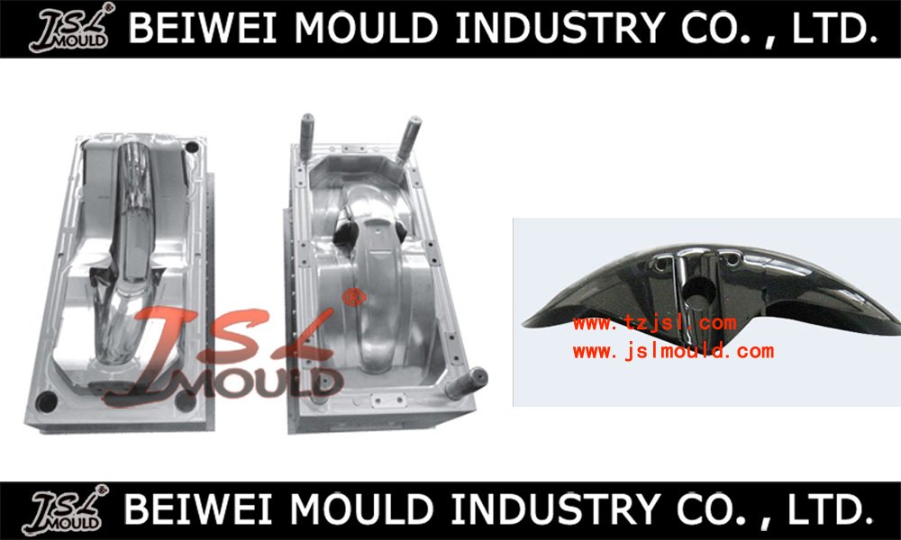 China motorcycle fender mould manufacturer