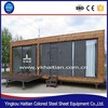2016 china pop hot sale Simple prefab log cabins wooden small house portable cabins prefabricated log container homes price