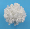 GRS Certified making bale fiber materials 7Dx51mm HCS hollow conjugated polyester staple fiber super white
